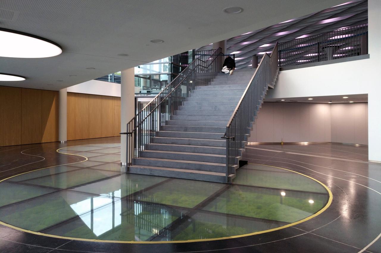 Kongresserweiterung Stadthalle Chemnitz   INLAND ARCHITEKTUR